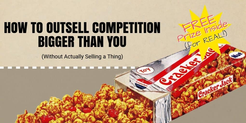 Free Gift Helps You Outsell Competition