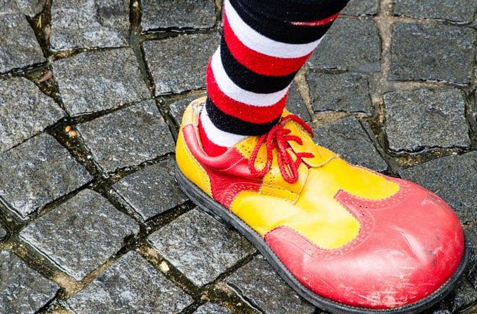 Marketing ideas from Bozo the Clown